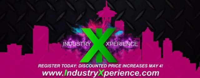 DISCOUNTED RATE EXTENDED UNTIL MAY 15TH! REGISTER HERE NOW  The Industry Experience Convention will be in Poulsbo June 4-5 2016! Come train with top professionals from the entertainment industry without the […]
