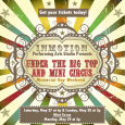 Join us Under The Big Top! Saturday May 27th at 6pm Sunday May 28th at 3pm MINI CIRCUS ​Monday May 29th at 3pm ​Come One, Come All! These students have […]