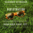 SUMMER IS ALMOST HERE! Stay tuned for our summer schedule. Registration will open June 1st for all of our summer classes. Also, don't miss out on our fantastic summer camps! Camps are […]