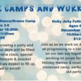 It's that time of year! Winter Camps are finally here! Register through Poulsbo Parks and Recreation to hold your spot in one of our fantastic holiday themed camps. Space is […]